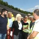 Mihajlovićeva se sastala sa radnicima koji grade Koridor 10