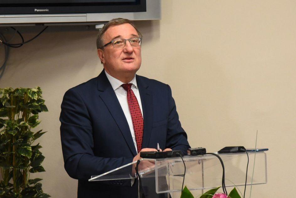 Mihalj Njilaš državni sekretar Srbije imao saobraćajnu nezgodu u Mađarskoj
