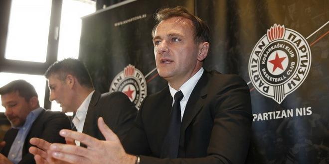 Mijailović: Trinkijeri ostaje trener, veći budžet sledeće sezone