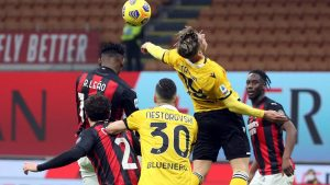 Milan do boda u 97. minutu, Atalanta ubedljiva, remi u derbiju Đenove