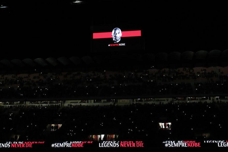 Milan odao poštu svom velikom navijaču Kobiju Brajantu (VIDEO)