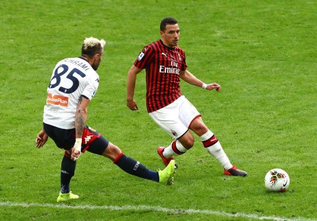 Milan odbio ponudu PSŽ-a