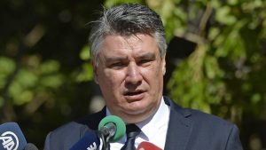 Milanović: Nećemo prihvatiti deklaraciju NATO bez spominjanja Dejtonskog sporazuma