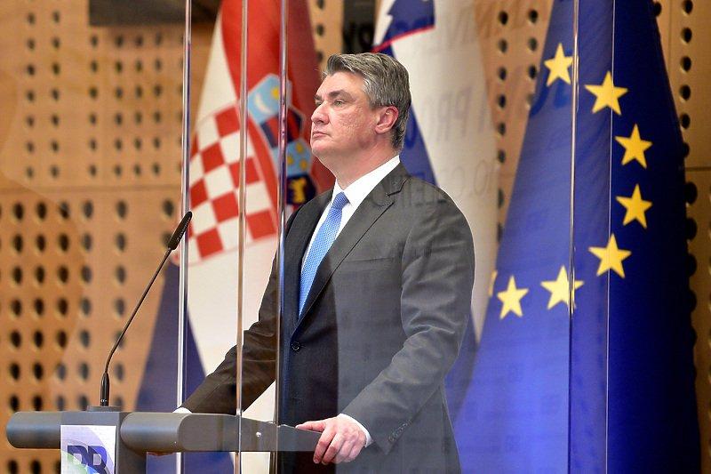 Milanović: Neke članice NATO-a ne podržavaju konstitutivnost u BiH, neće im proći
