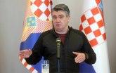 Milanović o hrvatskoj vojsci na KiM: Već sam potpisao to naređenje; Nije to nikakva provokacija