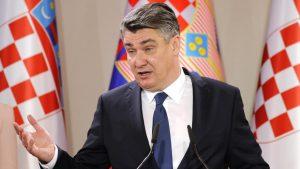 Milanović uputio oštre optužbe na račun Plenkovića