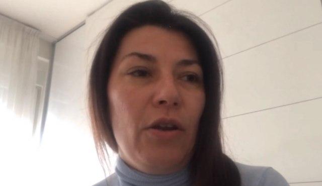 Milena Vasić o Aleksiću i ljudima iz branše: Prisutan je osećaj mentalnog silovanja
