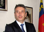 Milenković na sednici UO EU PRO
