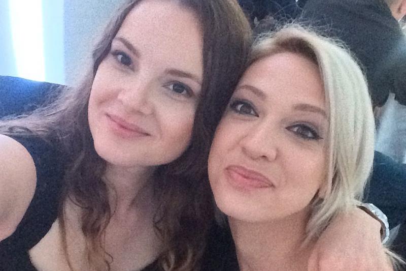 Milica Todorović i Slavica Ćukteraš zajedno u kovid ambulanti