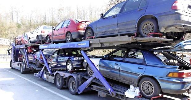 Milioni polovnih automobila iz Evrope završavaju u Africi
