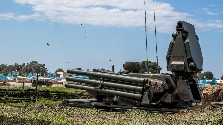 "Militanti napali rusku bazu Hmeimim - dron oborio ""Pancir"""