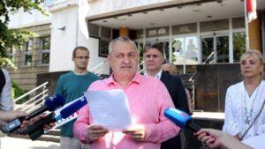 Milivojević (DS): Da li će Vučevićeva krivična prijava imati prioritet u odnosu na prijave opozicije?