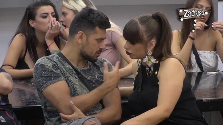 Miljana otkrila Bori da je BACILA ZOLINU GARDEROBU U BLATO i da će njegovu odeću pokloniti Darku Laziću! (VIDEO)
