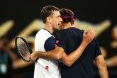 Milman pokušao Federera da prevari starim trikom VIDEO