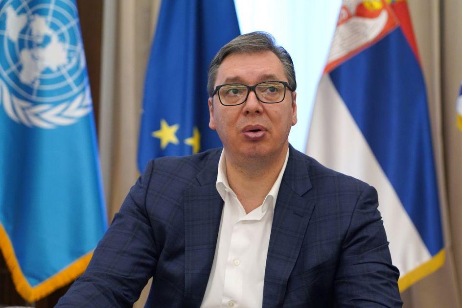 Vučić: Milo Đukanović pokazao šta je njegov problem i kakav je položaj Srba