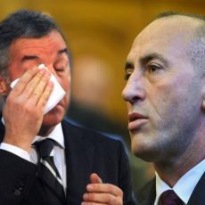 Milo prepustio Haradinaju Crnu Goru?! Ramuš izneo svoj plan: Od Skadra do Novog Pazara!