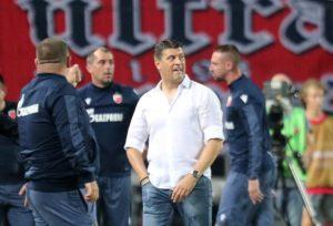 Milojević: Bes navijača je najbolji odgovor na sudijske odluke