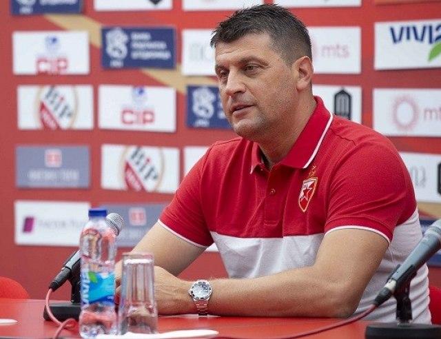 Milojević pred Radnički: Očekujem kvalitetan derbi kola