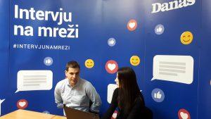Miloš Jovanović: Ne tiče me se da li Vučiću odgovara što izlazim na izbore