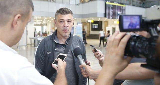 Milošević: Nema više autsajdera, dimenzije terena nam idu na ruku