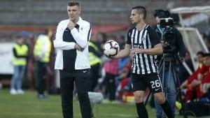 Milošević: Spremni smo za utakmicu, moramo biti oprezni