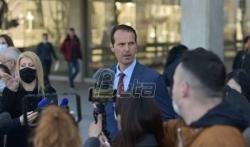 Milovanović: Obistinile se reči okrivljenog Dragoljuba Simonovića da neću biti tužilac