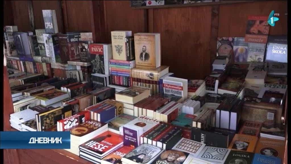 Mini sajam knjiga u Novoj Pazovi