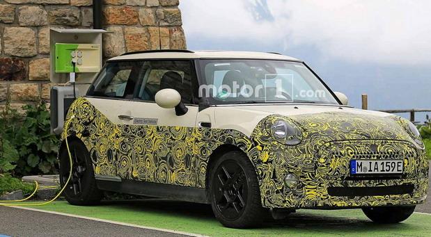 Mini spreman za ulazak na tržište električnih automobila