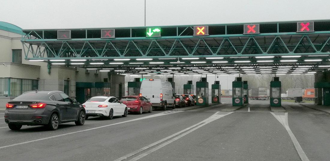 Minimalne granične kontrole tokom praznične sezone