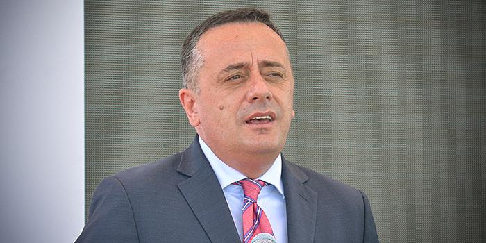 Ministar Antić čestitao Dan rudara