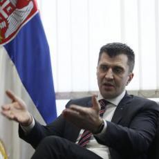 Ministar Đorđević odgovorio Đilasu: Priča o medicinskim radnicima, a u njegovo vreme su morali da se pakuju i idu u tuđinu