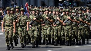 Ministar Stefanović: Obavezni vojni rok je realna potreba vojske