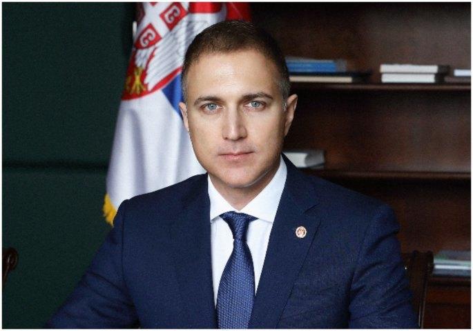 Ministar Stefanović: Srbija danas glasno tuguje
