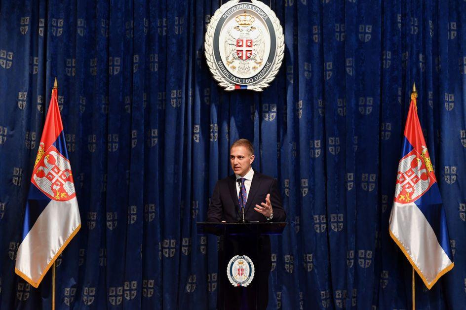 Ministar Stefanović uručio godišnje nagrade