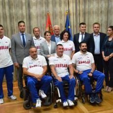 Ministar Udovičić: Vi ste naši pobednici i heroji svakog dana!