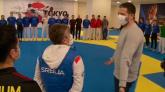 Ministar Udovičić pružio podršku našim tekvondistima VIDEO