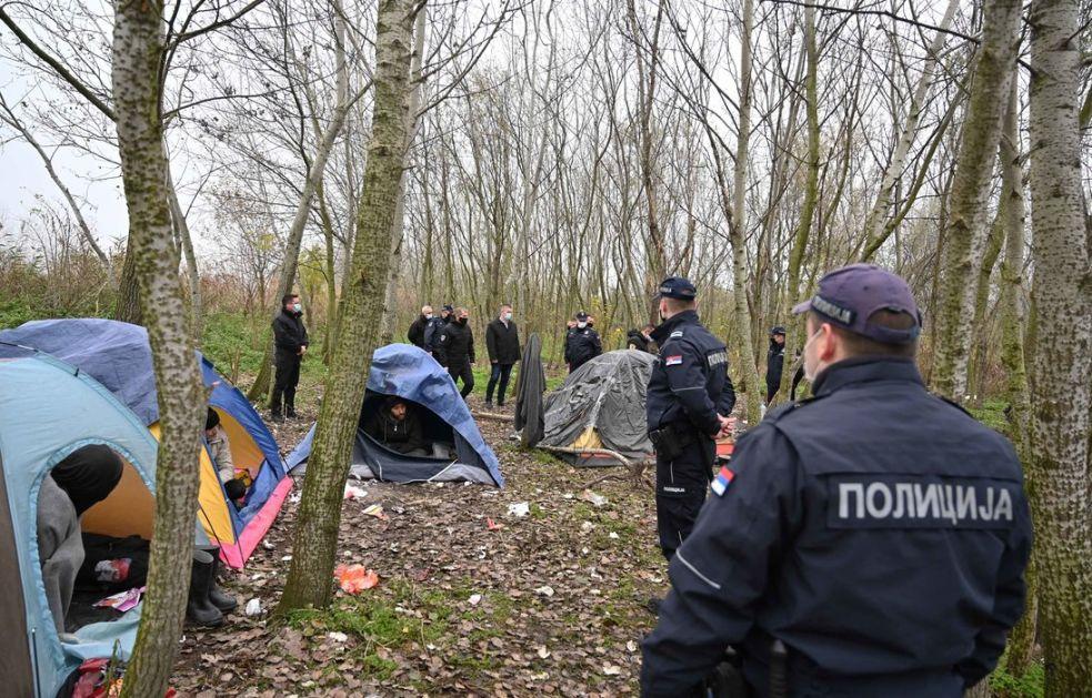 Ministar Vulin: Policija će nastaviti da vodi računa da naš svakodnevni život ni na koji način ne bude ugrožen