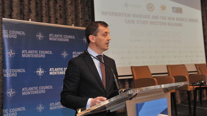 Ministar odbrane Crne Gore: Opet senario iz godine državnog udara