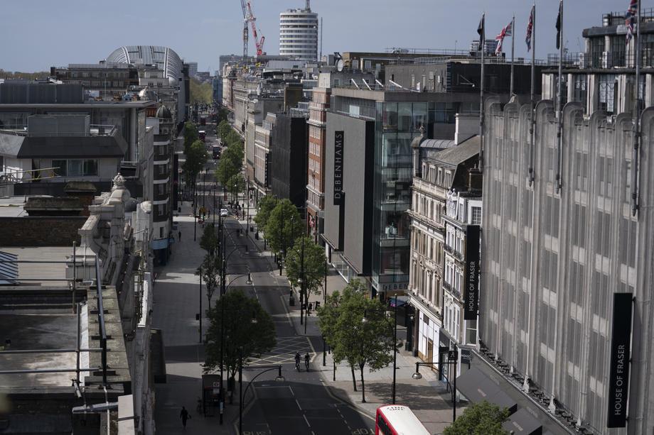 Ministar poziva Britance da idu biciklom ili pešice