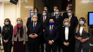Ministar pravde Crne Gore uoči glasanja o rasrešenju ponovio da neće podneti ostavku