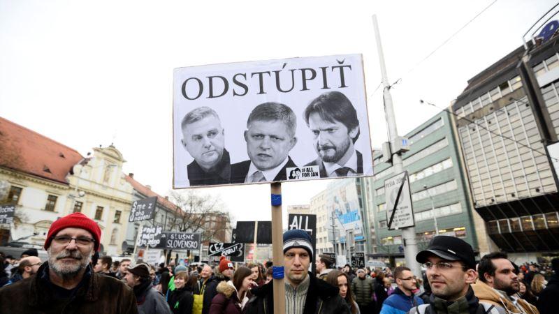 Ministar unutarnjih poslova Slovačke najavio ostavku