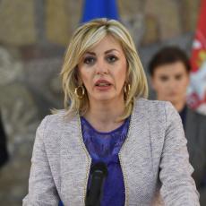 Ministarka Joksimović poručila: Pohvaljen kontinuiran napredak Srbije ka EU, 2025. nije nedostižna