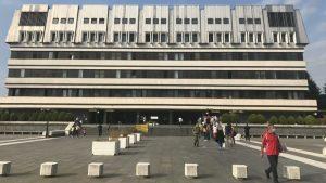 Ministarka Kisić Tepavčević obišla povređene korisnike Gerontološkog centra iz Mladenovca