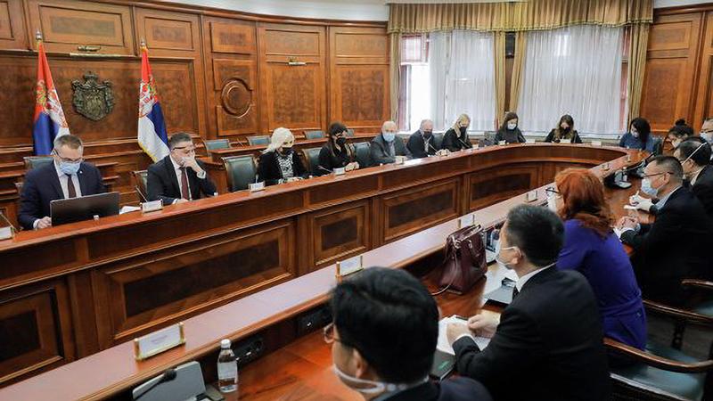 """Ministarka Mihajlović razgovarala sa potpredsednikom """"Ziđin majninga"""" o investicijama i zaštiti životne sredine"""