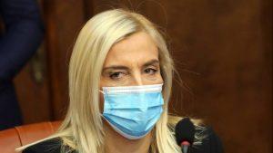 Ministarka Popović: Precizirane odredbe o prijavljivanju imovine funkcionera