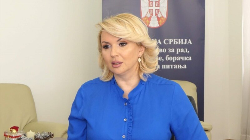 Ministarka rada Srbije: Stimulacija za vakcinisane, a ne kazna ostalima
