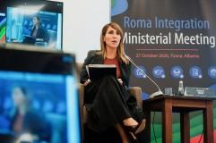 Ministarski sastanak o integraciji Roma u Tirani