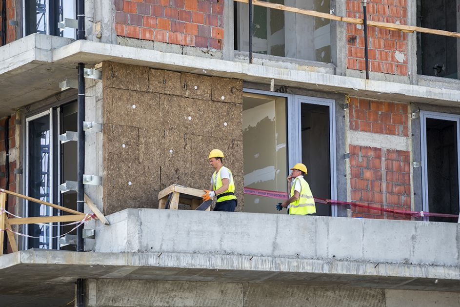 Ministarstvo: Raste vrednost radova u građevinarstvu