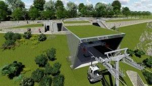 Ministarstvo građevinarstva podnelo tužbu zbog obustave izgradnje gondole