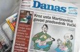 Ministarstvo kulture osudilo Koraksovu karikaturu